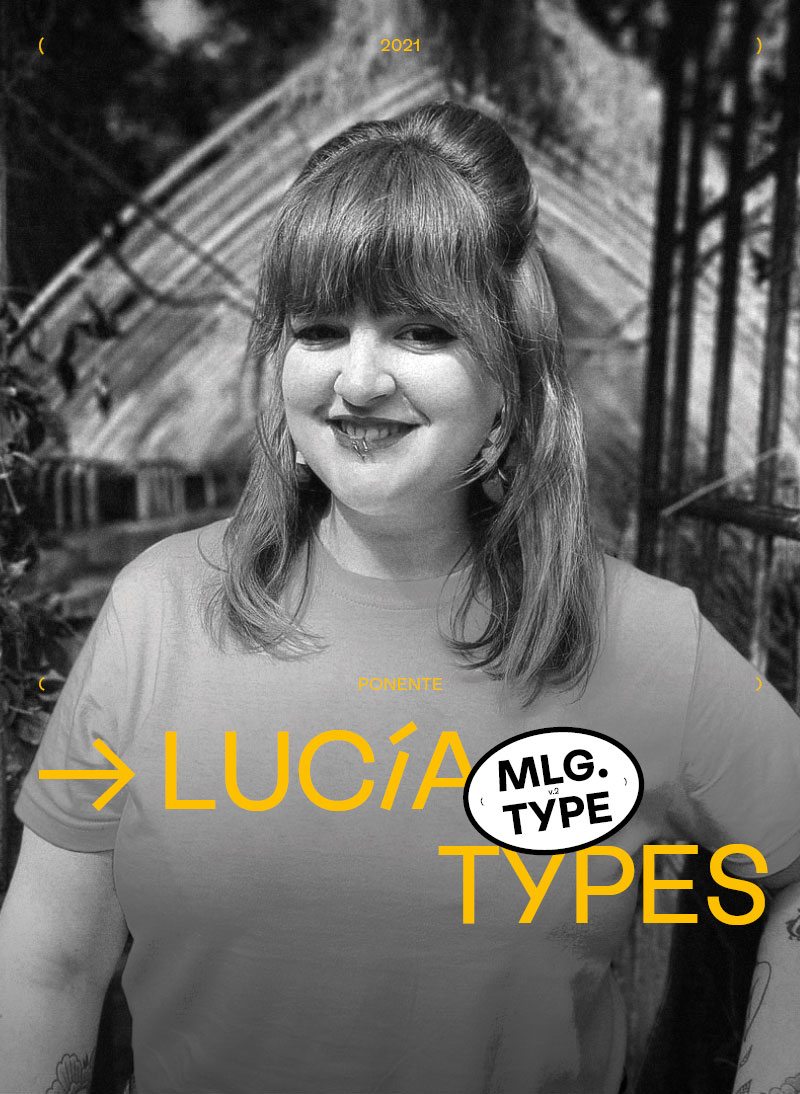Lucía Types